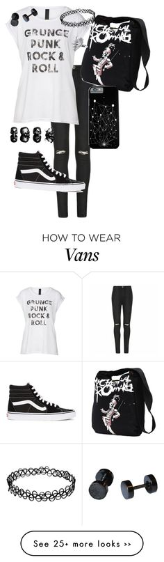 """Untitled #149"" by young-volcanoes-74 on Polyvore featuring Ally Fashion, Vans and LUSASUL"