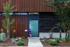 Wren Residence / Elemental Architecture #door