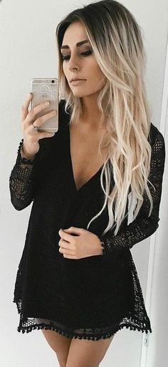 #summer #girly #outfits | Perfect Crochet Dress