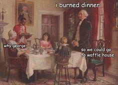 The Adventures of George Washington - Imgur