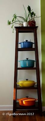 Colours to match for Le Creuset
