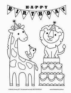 Spongebob Coloring Pages Happy Birthday . Spongebob Coloring Pages Happy Birthday . Happy Birthday and Funny Animals Coloring Page for Kids Holiday Mom Coloring Pages, Happy Birthday Coloring Pages, Animal Coloring Pages, Printable Coloring Pages, Free Coloring, Coloring Pages For Kids, Coloring Sheets, Coloring Books, Adult Coloring