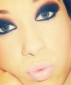 . Daily Makeup, Love Makeup, Makeup Inspo, Beauty Makeup, Makeup Looks, Hair Beauty, Duck Face, Make Me Up, Beauty Hacks