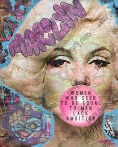 New pop art quotes awesome Ideas Marilyn Monroe Kunst, Marilyn Monroe Wallpaper, Marilyn Monroe Decor, Pop Art Marilyn, Graffiti Art, Hippie Painting, Urbane Kunst, Pop Art Wallpaper, Art Icon