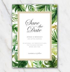9 best wedding save the date templates images on pinterest in 2018