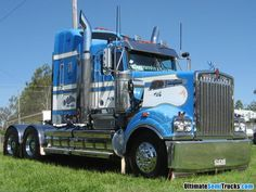 semi | Ultimate Semi Trucks .com Images Kenworth from the 2009 Lights on the ...