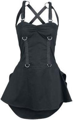 Short #Dress With #Hood - Vestido $99.99 € #Dress #vestido #gotico #darkness #negro en #empspain la mayor tienda online de Europa de Merchandising oficial de bandas de #Metal #HardRock #Heavy Ropa #Gotica #Punk y todo lo que te hace falta para vivir el Rockstyle en toda su dimensión...