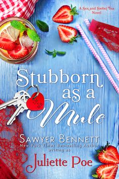Stubborn as a Mule  (Sex and Sweet Tea #2) by Juliette Poe at The Reading Cafe:   http://www.thereadingcafe.com/stubborn-as-a-mule-sex-and-sweet-tea-2-by-juliette-poe-review-and-excerpttour/