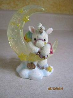 NEW Hamilton Starlight Starbright Unicorn Enesco 153923 Hang On To Your Dreams