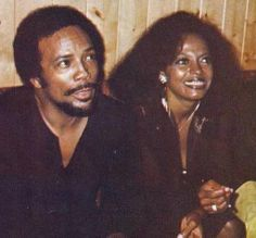 Marvin gay and diana ross