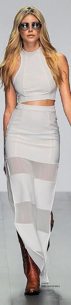 #LFW Felder Felder Spring/Summer 2015 Beautifuls.com Members VIP Fashion Club 40-80% Off Luxury Fashion Brands