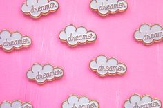 Hey, I found this really awesome Etsy listing at https://www.etsy.com/listing/423101289/head-in-the-cloud-dreamer-1-enamel-pin