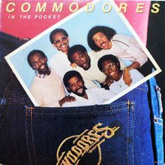 Commodores - In The Pocket