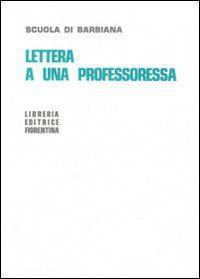 Libro Lettera a una professoressa Lorenzo Milani