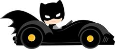 Characters of Batman Kids Version Clip Art. for Geeks - Batman Party - Ideas of Batman Party - Characters of Batman Kids Version Clip Art. for Geeks
