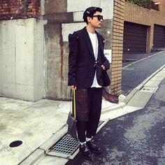 #日本成日有怪風 #飄起  Pants: @mw.dressroom  Jackets : comme des garçons Sweater: pavis  Shoes:  Underground  Hat : @nasirmazhar  Sunglasses : grey ant  #SOPAKKIT #SOMAD #蘇柏傑 #524 #OOTD #BESTLOOK #LIFERECORD #IPOPU #IPHONEAGRAPHY #INSTAGPHOTO #INSTASNAP #IGERSPECSCARA #INSTA_ROX #PINGRAMME #PINTEREST #PINME #SNAP #STYLE #SPORTY #CHIC #MADWARDROBE  #NASIRMAZHAR #SQUAREDY #HKIG #LOOKBOOK