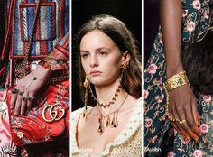 Spring/ Summer 2017 Jewelry Trends: 2-in-1 Jewelry