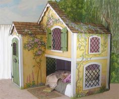 rapunzel bed - Google Search