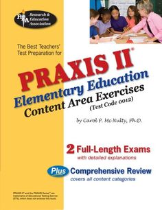 Praxis ii social studies test tips tricks success of cities http the best teachers test preparation for the praxis ii elementary education content area exercises test code a book by dr julie oconnell d fandeluxe Images