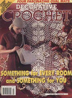 Decorative Crochet Magazine 82 - Milagros - Picasa Webalbumok