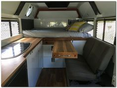 Conversion Vans aren't Motorhomes, but they are able to offer several of the features of a Motorhome. If you decide to get a van there are lots of things you are going to have to think about.…