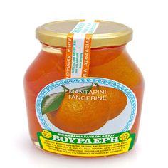 Vourderis Tangerine Preserves