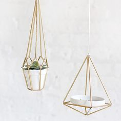 DIY KIT | Brass Himmeli Hanger | I SPY DIY