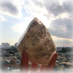 "A Tabular Crystal (Tabby Crystal) Himalaya -  crystal, an angel, and healing one-house house"" Crystal Garden   Mejiro"