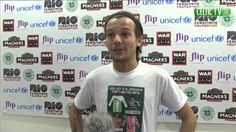 Celtic FC - Louis Tomlinson  (Interview about the charity match he took part in today) (9/7/14)