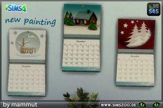 Blackys Sims 4 Zoo: Kalender Dezember by mammut • Sims 4 Downloads