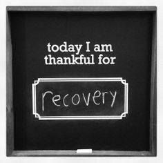 Today I am thankful for recovery. #anorexia #recovery #eatingdisorder