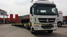 Best beiben trucks, Beiben 2529,2534,2538 dump truck, beiben 2638,2642,2648  tractor truck: Beiben 2543 V3 tracteur camion