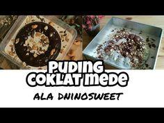 PUDING VIRAL - Cara Membuat Puding Coklat Mede ala Dninosweet - YouTube Pudding, Chocolate, Breakfast, Youtube, Food, Morning Coffee, Custard Pudding, Schokolade, Puddings