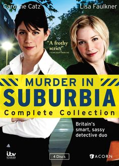 This set contains every episode from the two-series run of MURDER IN SUBURBIA, a British crime show that centered on two female detectives from the fictional town of Middleford who work together to so