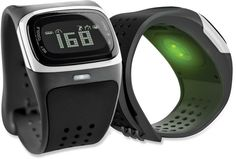 An alternative to a sliding, chafing chest strap—MIO ALPHA Strapless Continuous Heart Rate Monitor. #REIGifts