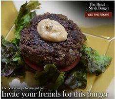 Wanna Make This Burger?