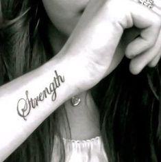 cute wrist quote tattoo ideas