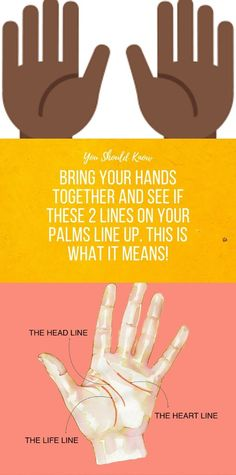 Let's face it – all of us have been tempted to visit a palm reader at least once in our life. Health And Wellness Coach, Wellness Fitness, Fitness Diet, Health Fitness, Alternative Energiequellen, Julie Feels Good, 30 Day Plank Challenge, Food For Glowing Skin, Palm Lines