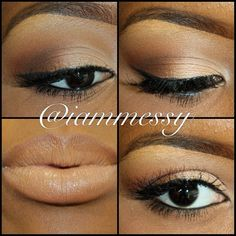 valentine's day makeup for dark skin - Google Search