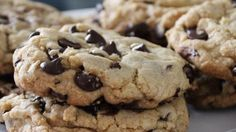 Make bakery-style chocolate chip cookies with these tips.