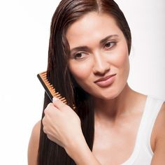 Detangling Spray is a great way to get your hair tangle-free without the sore scalp.