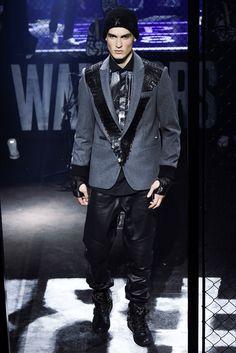 Philipp Plein - Men Fashion Fall Winter 2015-16 - Shows - Vogue.it