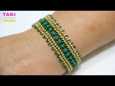 Jewelry Design-Concubine Bracelet Making Diy Jewellery Designs, Diy Jewelry, Jewelry Design, Armband Tutorial, Bracelet Tutorial, Macrame Tutorial, Diy Schmuck, Schmuck Design, Jewelry Organizer Stand
