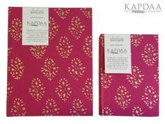 Luxury Designer Ethnic Indian PaperNotebook, Journals;Xmas-Recycle/HandmadeA5/A6