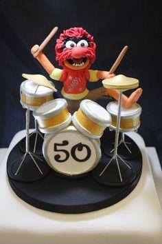 muppets animal cake - Google Search