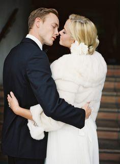 Winter Wedding Fur, Winter Wedding Bridesmaids, Winter Bride, Winter Wonderland Wedding, Vintage Fur, Vintage Bridal, Vintage Glamour, Great Gatsby Wedding, Dream Wedding