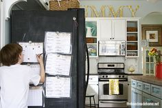 free chore charts | the handmade home