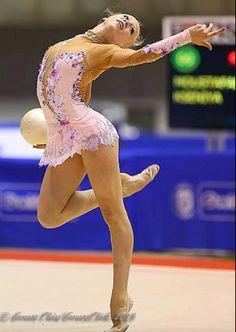 Ksenia Moustafaeva from France /The World Games 2013,Cali,Colombia.