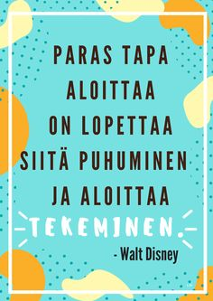 Walt Disney, Classroom, Good Things, Education, Quotes, Poster, Life, Ideas, Class Room