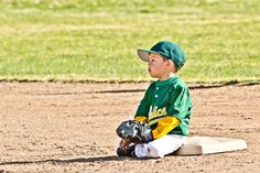 Robert's first official Tball game 3/2/2013. I worship this kid!